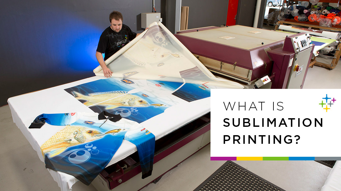 Sublimation Printing - What is it? 6