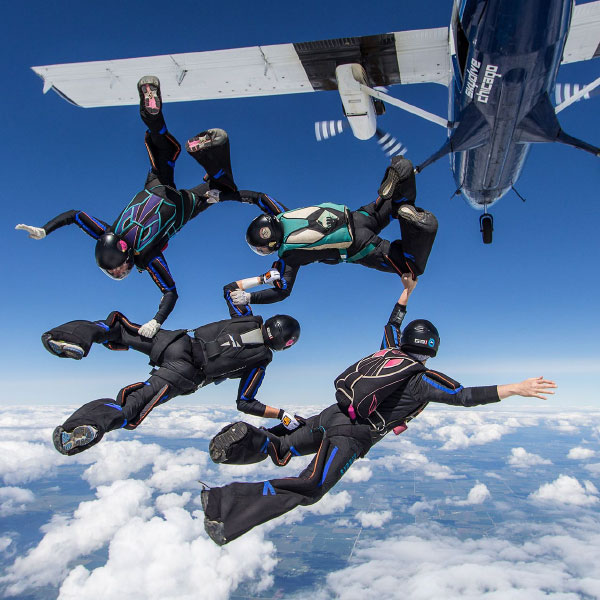World Parachute Championships